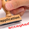 Application accept Pic