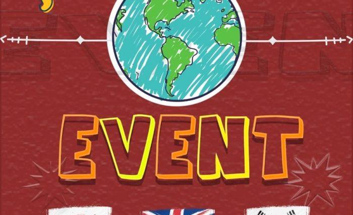 JIU Cultural Event - flyer